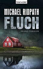 Fluch  Michael Ridpath  Thriller Taschenbuch  ++Ungelesen++