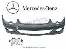 Mercedes W209 CLK350 CLK550 Front Bumper Cover Genuine 209 885 36 25