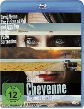CHEYENNE, This must be the place (Sean Penn, Paolo Sorrentino) Blu-ray Disc NEU