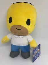 Universal Studios The Simpsons Cutie Homer Doll Plush New with Tag