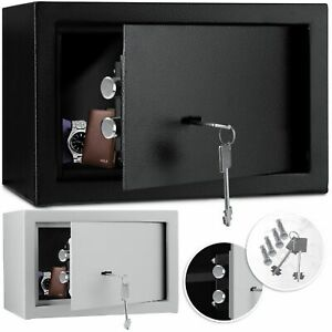 KESSER® Möbeltresor Doppelbartschloss Wandtresor Safe Tresor Zimmersafe