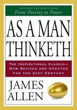 As a Man Thinketh by James Allen (2008, UK-B Format Paperback)