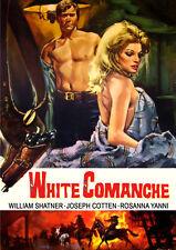 White Comanche (1968) (DVD) William Shatner & Joseph Cotten (Widescreen)