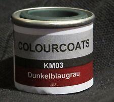 Colourcoats Dunkelblaugrau  (KM03)