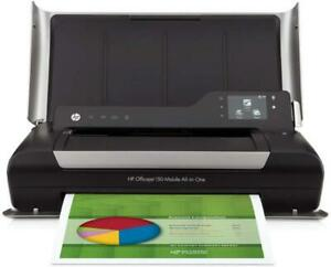HP Officejet 150 Mobile All-in-One Printer - L511A - VGC (CN550A#BEV)