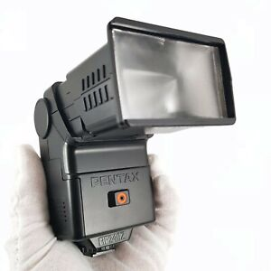 Pentax AF AF-240Z Hotshoe Mount Flash - Tested - Working