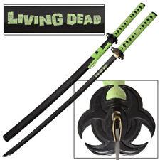 Undead Apocalypse Japanese Samurai Katana Sword