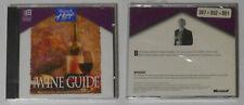 Microsoft Home: Wine Guide - sealed U.S. cd for Windows