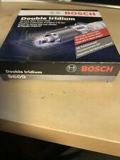4 x OEM Bosch 9609 Spark Plug Fine Wire Double Iridium fits Nissan Hyundai Kia