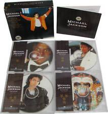 Michael Jackson Coffret PICTURE CD Tour Souvenir Pack Special Limited Edition 92