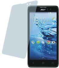 Acer Liquid Z520 4x Película cc protección para la pantalla lámina protectora