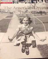 The American Dream The 50's Historical Iconic Photographs Photograph New Book