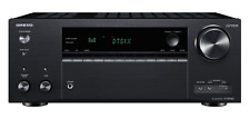 Onkyo TX-NR686E AV Receiver Black 7.2 Home Cinema Amplifier THX 4K TXNR686 686 E