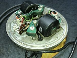Evinrude Fastwin Outboard 18hp 1963 OMC Armature Plate Ignition Magneto 0584810