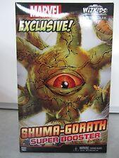 Shuma-Gorath Super Booster HeroClix Exclusive Marvel Comics ~ New & Sealed