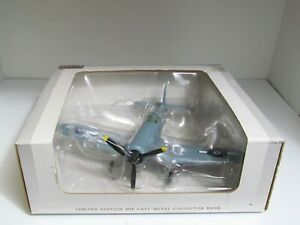 Liberty Classics by Spec Cast ~ F4U-1 Corsair ~ Die Cast Metal Bank