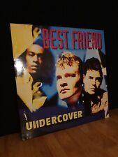 Undercover Best Friend 12 Inch Vinyl Dance Record