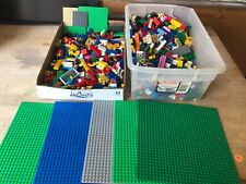 8.5 lbs Lego Mixed Lot & Other Brand w Five 10