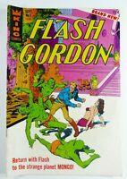 King Comics FLASH GORDON (1966) #1 Key 1st SILVER AGE App FN- (5.5) Ships FREE!