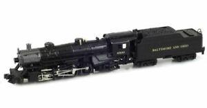 AZL Baltimore & Ohio Mikado 50003-1 #4500 Locomotive (Light)