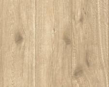 A.S.Crèation  Vlies Tapete 3004-34 300434 Best of Wood&Stone Natur Beige Braun