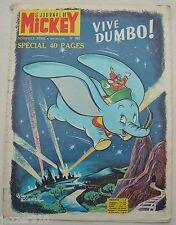 ¤ LE JOURNAL DE MICKEY n°965 ¤ 13/12/1970 SPECIAL DUMBO