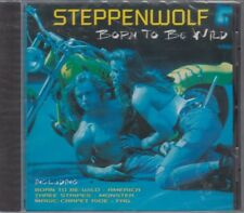 Steppenwolf : Born To Be Wild (French Import) CD
