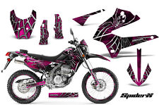 KAWASAKI KLX 250 08-13 D TRACKER GRAPHICS KIT DECALS STICKERS SPIDERX SXPNPR