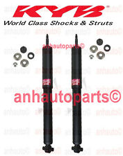 NEW Ford Mustang 2005-2015 Set of 2 Rear Shock Absorbers KYB Excel-G 349026