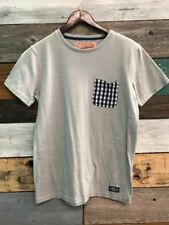 Brooklyn Cloth MFG Co Men's T-Shirt Gray Size Medium