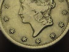 1852 O $1 Gold Liberty Head One Dollar Coin