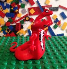 LEGO NINJAGO FANGTOM MiniFigure Red Snake 9445
