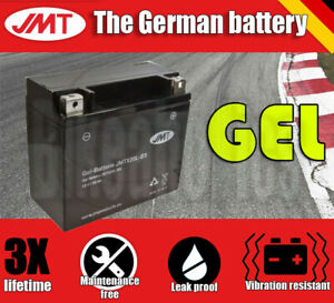 JMT Gel battery - YTX20L-BS - Indian Chief 1800 Classic ABS - 2014 - 2017