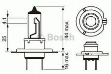 BOSCH LONGLIFE 499 H7 12V 55W PX26D - 1987302078