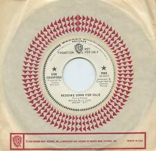 Rare Country 45- Don Crawford- Wedding Gown For Sale - Warner Bros. # 7004 -  M-