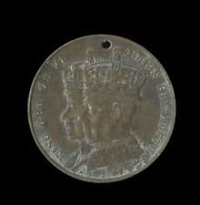 1937 KING GEORGE VI MEDAL To COMMEMORATE the CORONATION of THEIR MAJESTIES NSW