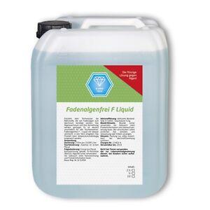 Pond Police Fadenalgenfrei F Liquid Muster-Gebinde 2,5 ltr.