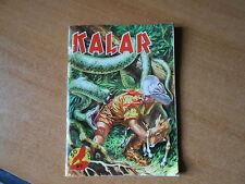 KALAR n.1 edizione daerdo anno primo settembre 1964 collana giungla