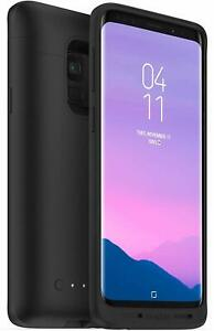mophie Juice Pack Wireless Charging Battery Case Samsung Galaxy S9 PLUS - Black