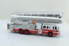 Pierce Lance Ladder - Basket  Fire Engine Bohemia Fire Dpt.  Metal HO 1:87 Scale