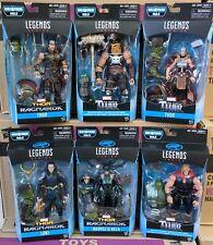Marvel Legends Thor Ragnarok Wave Set of 6 with Gladiator Hulk BAF Pre-Order