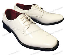 White Dress & Formal Shoes for Men | eBay