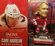 Washington Capitals Stanley Cup Champions Carl Hagelin INOVA Bobblehead BNIB!