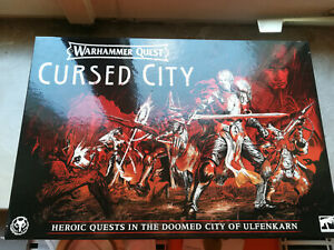 warhammer quest cursed city