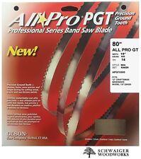 "Olson All-Pro Band Saw Blade 80"" inch x 1/8"", 14 TPI, 12"" Craftsman 137.224320"