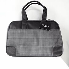 John Varvatos Duffle Bag Gym Travel Overnight Weekend Tote Sport Handbag NWT