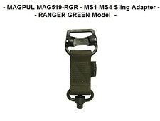 Magpul MAG519-RGR 519 MS1 to MS4 Quick Release Sling Adapter RANGER GREEN - NEW