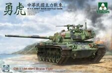 Takom TAK2090 - 1:35 R.O.C.ARMY CM-11(M-48H) Brave Tiger MBT  - Neu