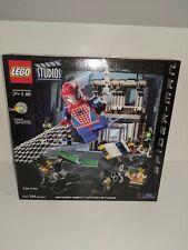 Lego Studios #1376 Spider-Man Action Studio Sealed Box