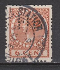 R41 Roltanding 41 used PERFIN HL NVPH Nederland Netherlands syncopated